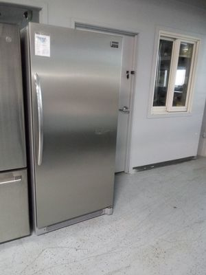 Stainless steel upright freezer for Sale in Dearborn, MI