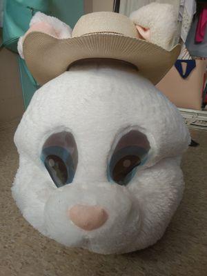 Rabbit/ bunny head costume for Halloween/ party for Sale in Phoenix, AZ