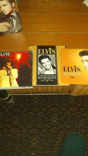 Collection Edition Elvis inspirational memories for Sale in Norman, OK