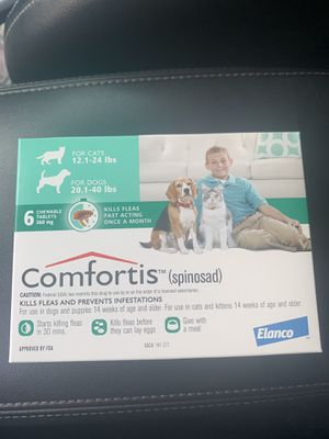 Flea and tick for dogs for Sale in Long Beach, CA