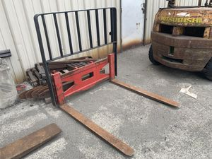 FORKLIFT LOAD BACK FRAME for Sale in Auburn, WA