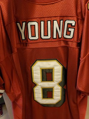 49ers Steve Young Jersey Adidas Sz 46 for Sale in Concord, CA