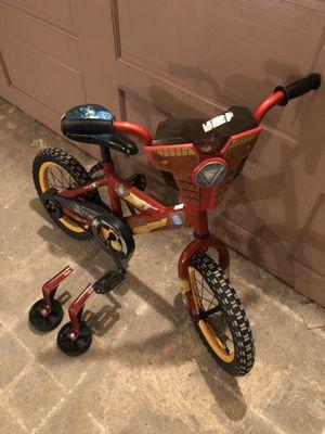 "Huffy Kids Marvel Iron Man 14"" Bike for Sale in Washington, DC"