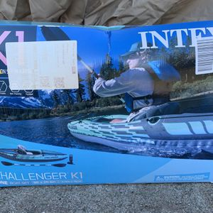Inflatable kayak for Sale in Concord, CA