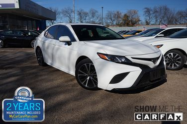 2018 Toyota Camry for Sale in Dallas, TX