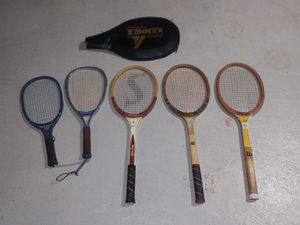 Tennis rackets for Sale in Columbia Station, OH