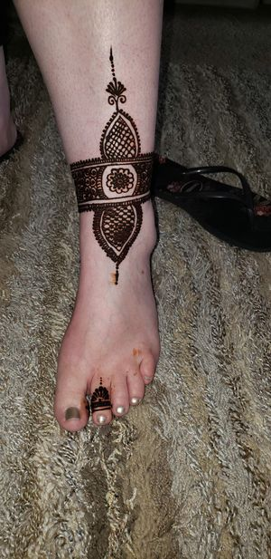 Henna design by me for Sale in Dale City, VA