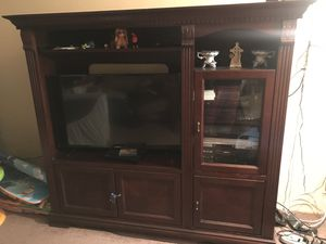 Entertainment Center / TV stand for Sale in Pacifica, CA