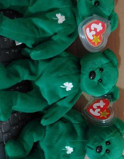 Erin Retired Beanie Baby (Rare) for Sale in Moreno Valley,  CA