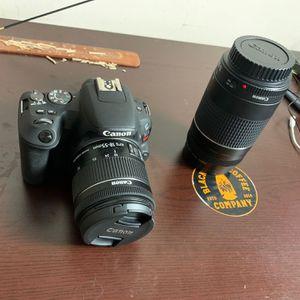 Canon EOS rebel sl2 for Sale in Warner Robins, GA