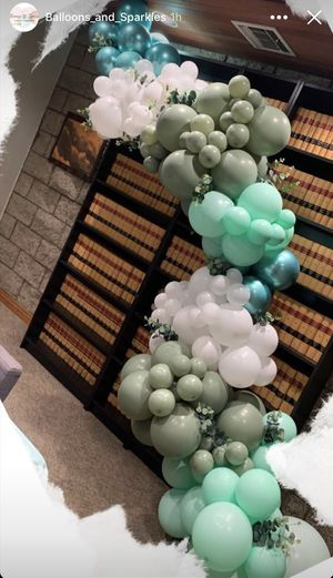 Balloon Garlands For Your Events. for Sale in Corona, CA