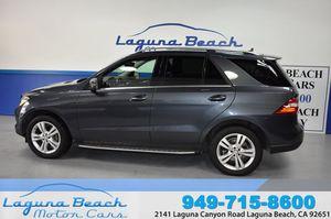2015 Mercedes-Benz ML 350 for Sale in Laguna Beach, CA