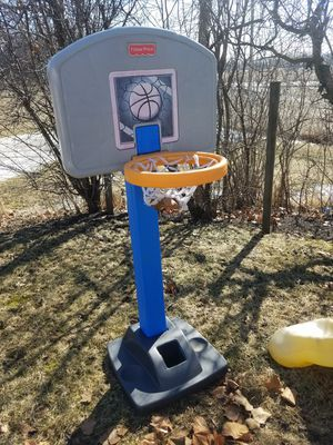Fisher-Price basketball hoop for Sale in Hanover Park, IL