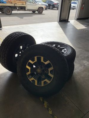 Brand New OEM Wheels and tires for Sale in Dana Point, CA