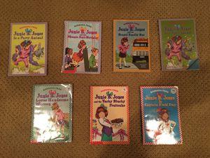 Junie B. Jones (7 books) for Sale in Fairfax, VA