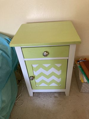 Cabinet nightstand for Sale in Mountain View, CA