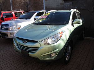 2012 HYUNDAI TUCSON LIMITED for Sale in Chicago, IL