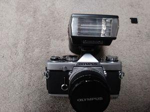 Olympus OM-1. 35mm camera for Sale in Las Vegas, NV