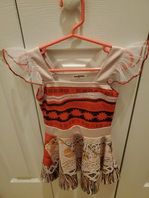 Moana costume 3t for Sale in Miami, FL
