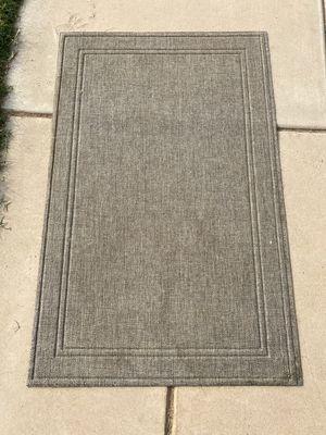 Grey Costco Outdoor Rug for Sale in Phoenix, AZ