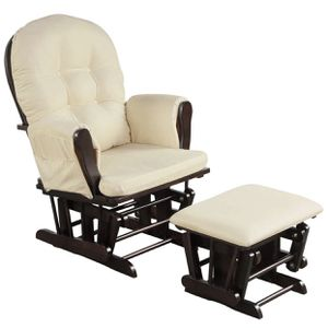 Rocking Nursing Chair With Ottoman for Sale in Lake Mary, FL