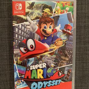 Super Mario Oddesy for Sale in Seattle, WA