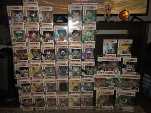 Dragonball Z Funko Pop! Animations ($4k OBO) for Sale in Allen Park, MI
