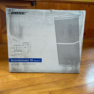 Bose Acoustimass 10 Series V for Sale in Hanford, CA