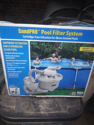 Pool filter for Sale in Sacramento, CA