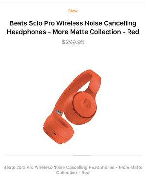 Beat solo pro for Sale in Jersey City, NJ