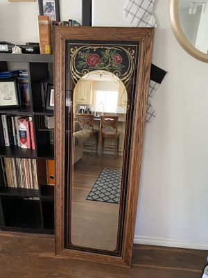 Vintage Mirror - The Hensley Co for Sale in Carlsbad, CA