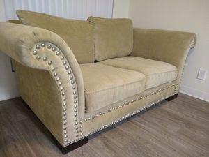 Beige Sofa loveseat couch for Sale in Glendale, AZ