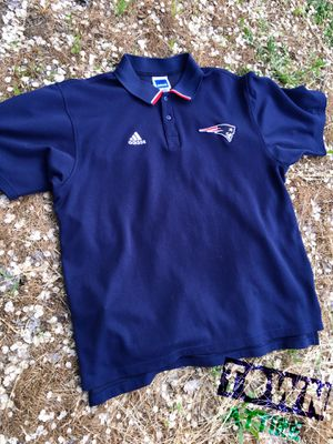 Vintage New England Patriots Adidas shirt size XL for Sale in Wenatchee, WA