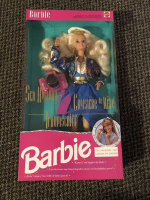 1992 sea holiday Barbie for Sale in Omaha, NE
