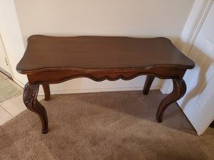 Hallway table, console table, entryway table sideboard table for Sale in Scottsdale, AZ