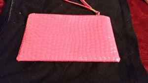 Pink wristlet or make-up bag for Sale in Salt Lake City, UT
