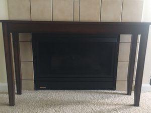 Mahogany Sofa/Console Table for Sale in Alexandria, VA