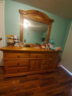 Mirror Dresser for Sale in Murfreesboro, TN