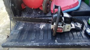 Craftsman chainsaw 18in for Sale in Dacono, CO