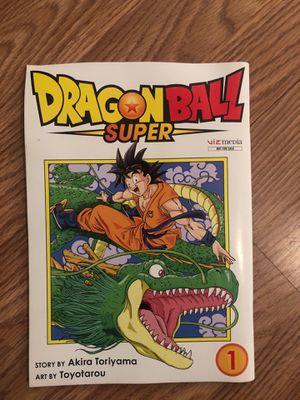 🐉Dragon Ball Z Comic Book🐉 for Sale in Dallas, TX