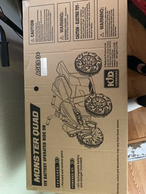 Kids toy quad for Sale in Paso Robles, CA