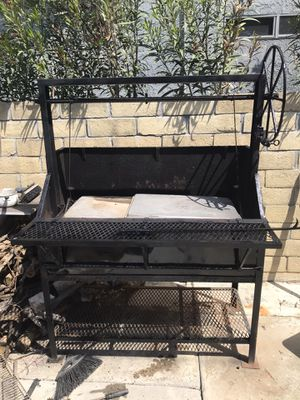 Santa Maria grill Bbq Dar be que for Sale in Chino Hills, CA