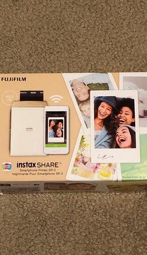 Fuji Film Instax Share Camera for Sale in Laurel, MD