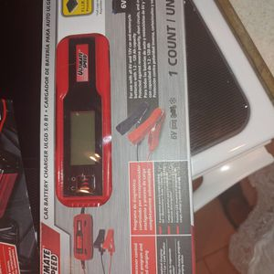 Car Battery Charger for Sale in Raleigh, NC