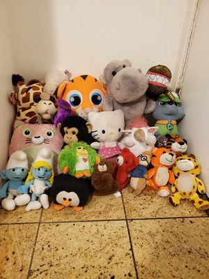 Stuffed Animals for Sale in La Puente, CA