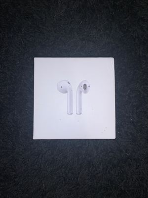 authentic Apple air pods for Sale in Pittsville, MD