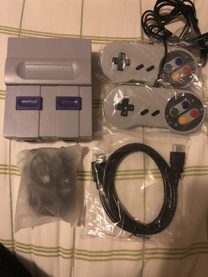 Snes console Super Nintendo for Sale in Denver, CO