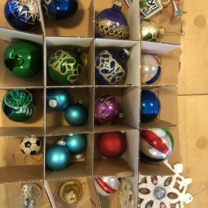 Assorted Christmas Ornaments for Sale in Issaquah, WA