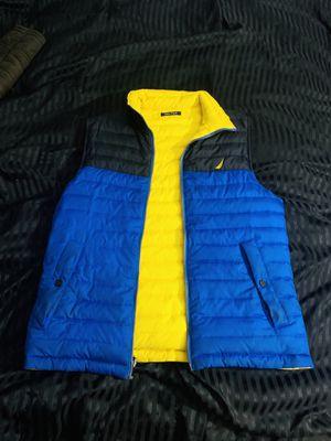 Men medium Nautica vest for Sale in Fort Washington, MD