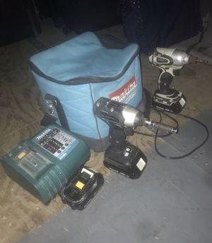 Makita Drill and Battery Set for Sale in Mission Viejo, CA